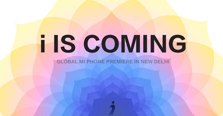 Nowy smartfon Xiaomi Mi już 23 kwietnia 2015