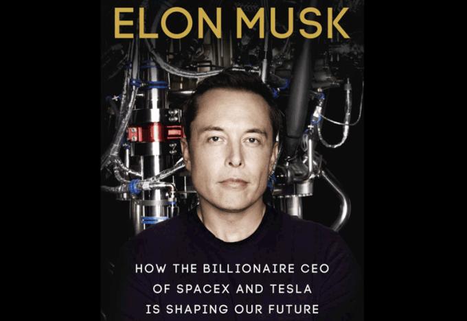 Elon Musk - biografia autorstwa Ashlee Vance