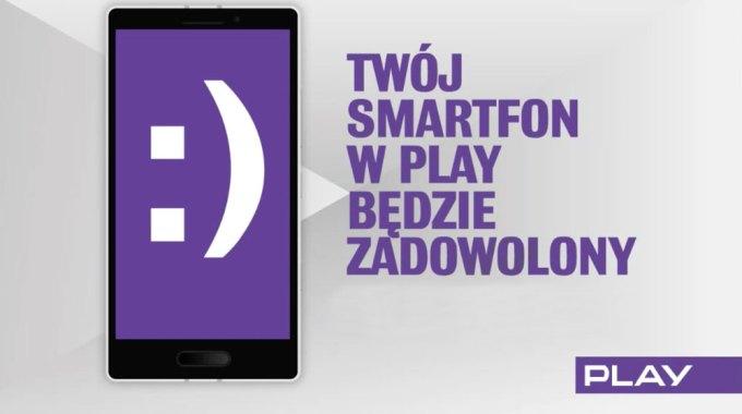 Nowa Formuła Smartfon Unlimited w sieci Play
