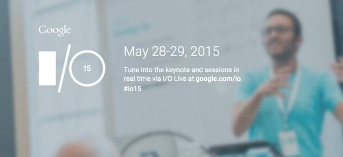 Google I/O 2015 na żywo online live