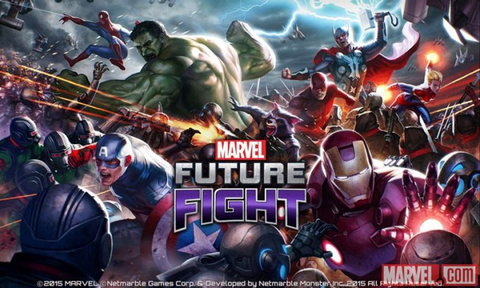 Marvel Future Fight - gra mobilna na iOS-a i Androida