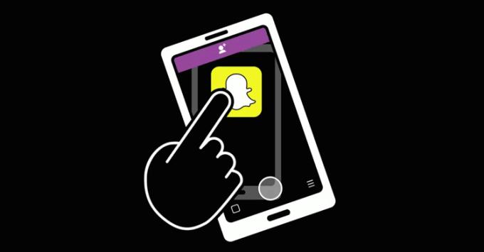 Snapcode od Snapchata (QR kod)