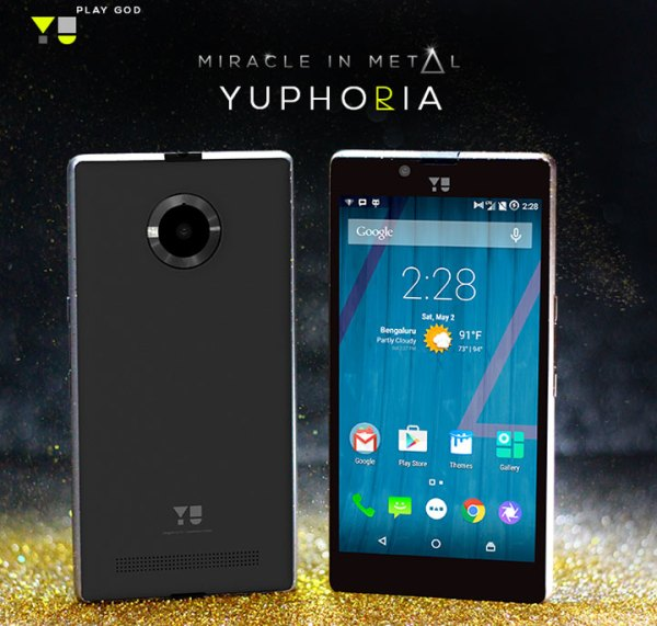 YU YUphoria – zobacz specyfikację i cenę