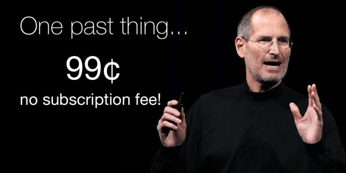 Co Steve Jobs sądził o abonemntowych muzycznych usługach streamingowych