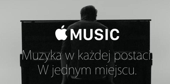 Apple Music - muzyka w każdej postaci