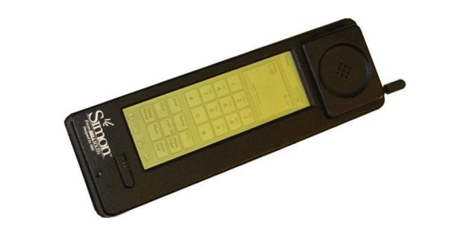 Simon - pierwszy na świecie smartfon od IBM