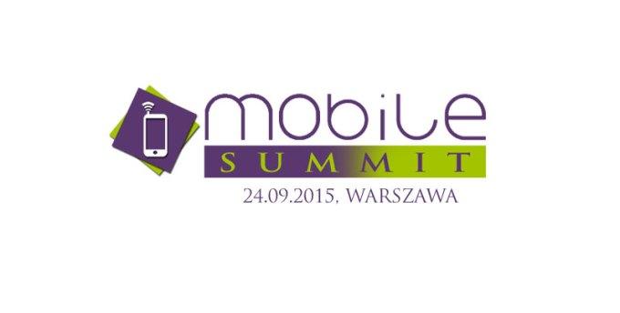 logo konferencji Mobile Summit 2015