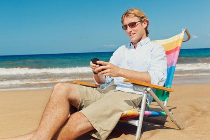 Mobilny niezbędnik urlopowicza
