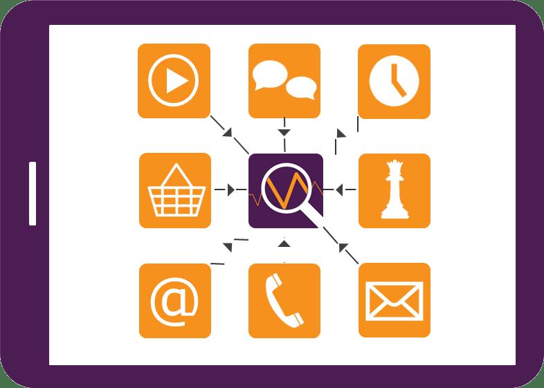 mobiSTAT - aplikacja - grafika