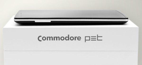 Smartfon Commodore PET z 5,5-calowym ekranem