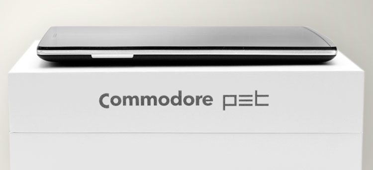 Commodore PET czarny (black)