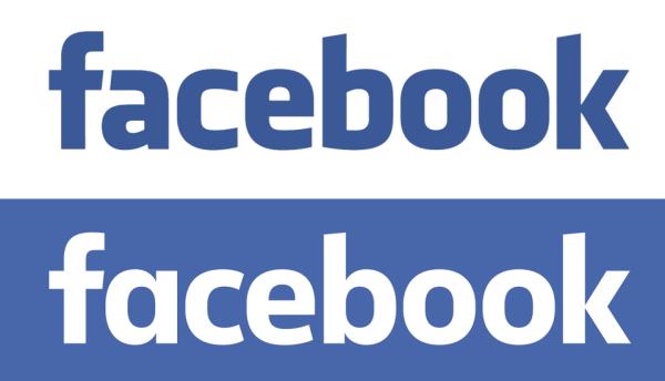 Nowe logo serwisu Facebook