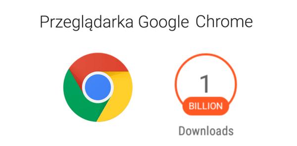 Chrome na Androida pobrany już 1 mld razy