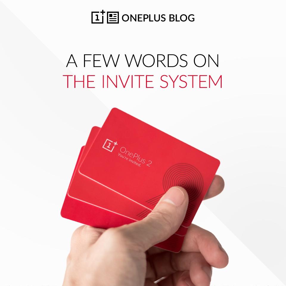 Nowy, udoskonalony system zaproszeń dla OnePlus 2