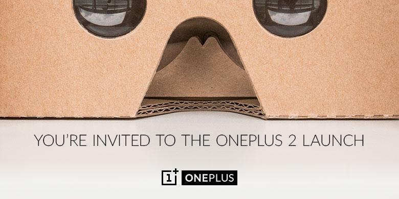 Cardboard OnePlus - okulary VR