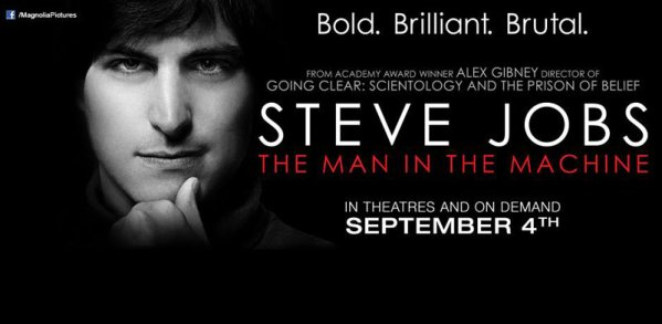 """Steve Jobs: Man in the Machine"" – zobacz trailer filmu"