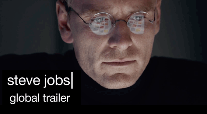 Trailer filmu Steve Jobs (2015)