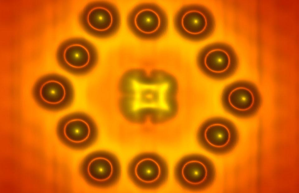 Tranzystor zbudowany z jednej cząsteczki