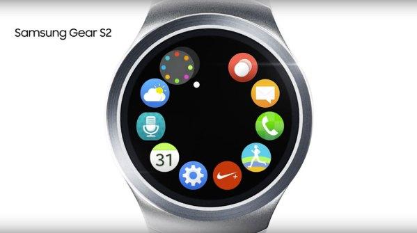Samsung Gear S2 odpowiedzią na Apple Watch?