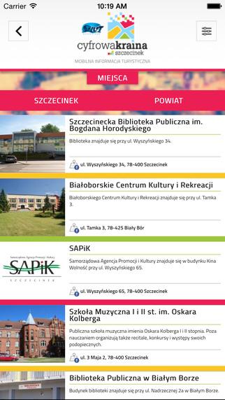 Aplikacja Szczecinek Cyfrowa Kraina