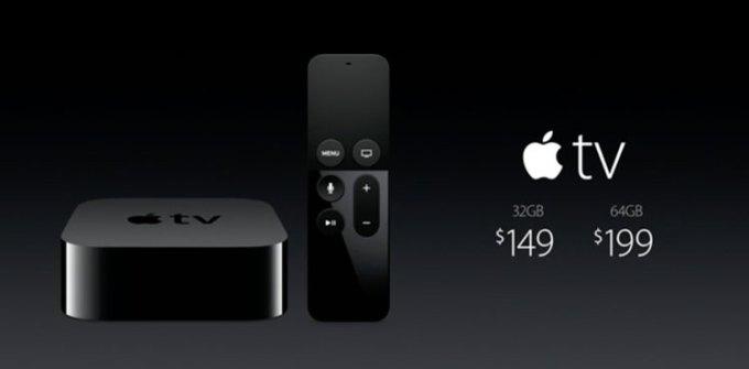 Apple TV - cena
