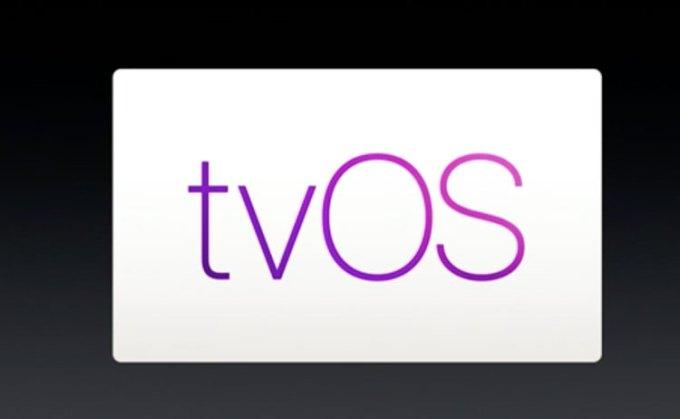 Apple TV - tvOS