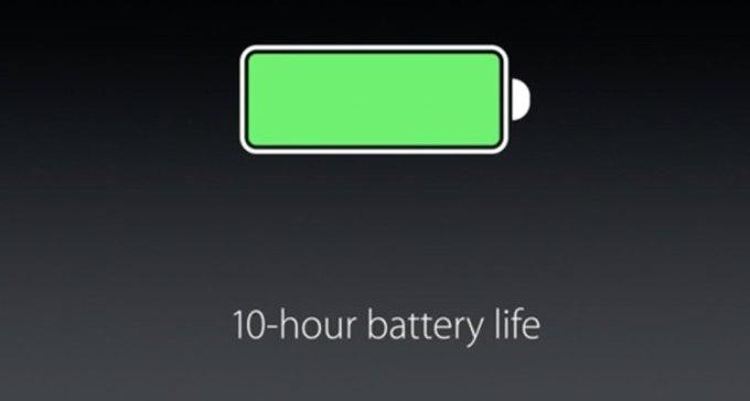 iPad Pro - zywotnosc baterii 10 godzin