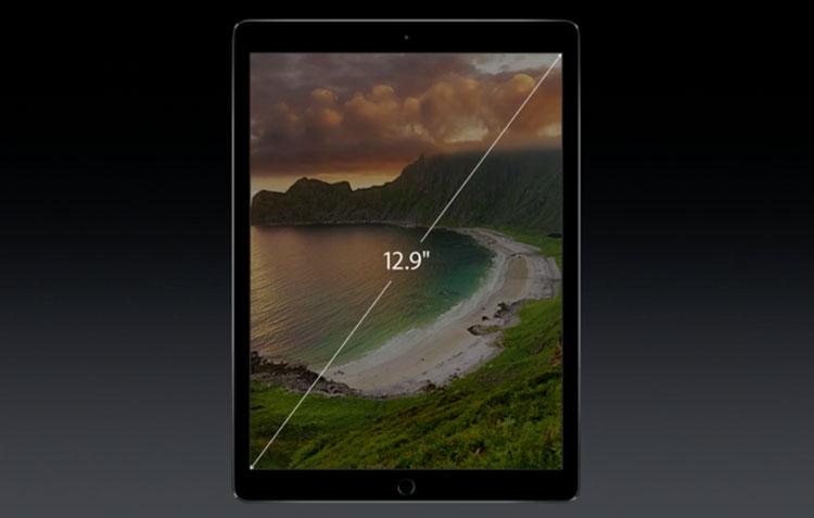 iPad Pro - wymiary