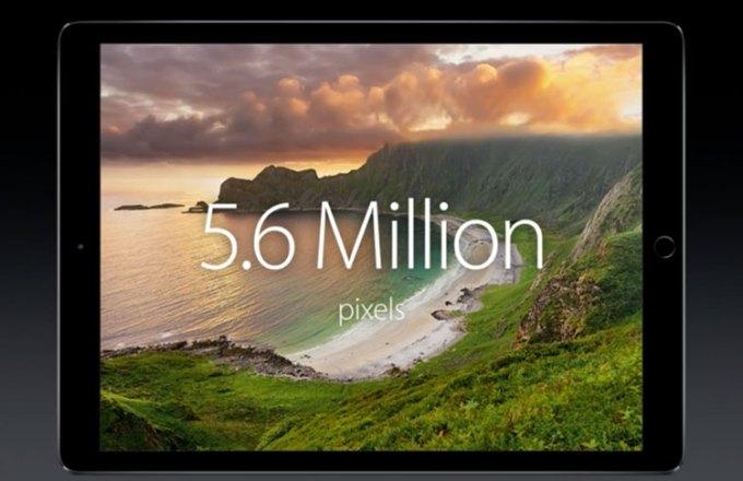iPad Pro - rozdzielczość ekranu