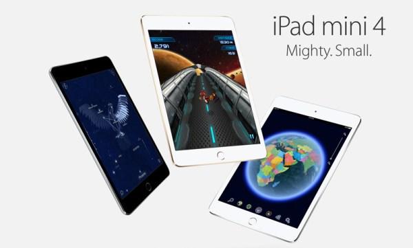 iPad mini 4 dostępny w polskim sklepie Apple'a