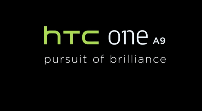 HTC One A9 - logo