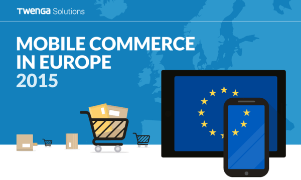 M-commerce w Polsce i Europie w 2015 roku
