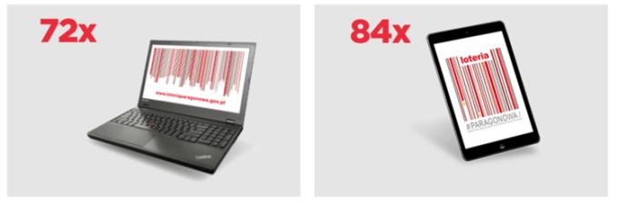 Notebooki Lenovo i tablety iPad Air 2 do wygrania w loterii paragonowej