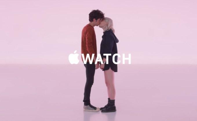 Reklama Apple Watcha