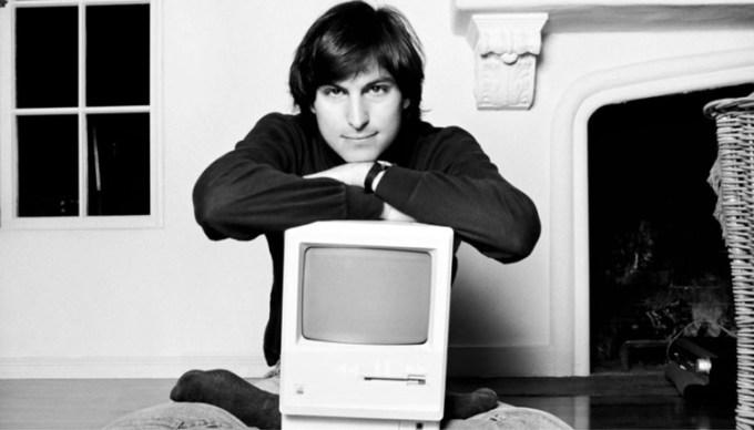 Steve Jobs Mac