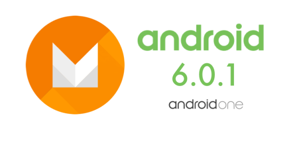 Android 6.0.1 Marshmallow na Android One