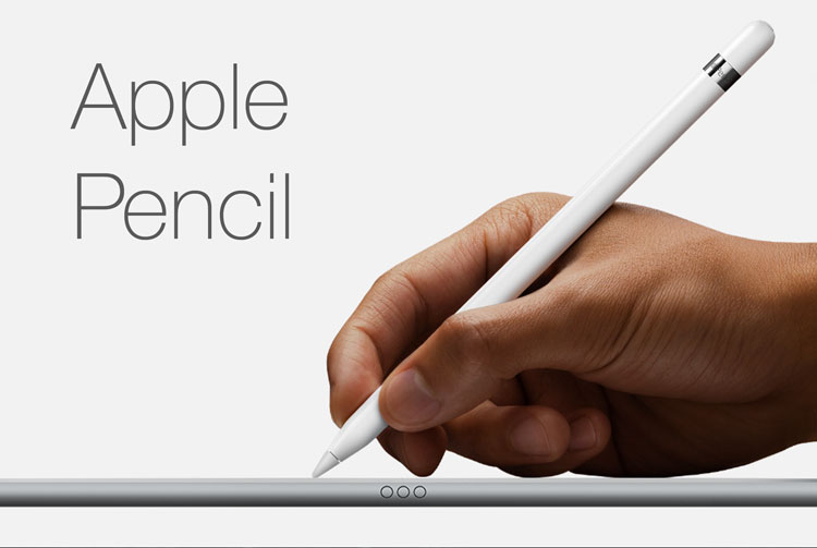 Rysik Apple Pencil