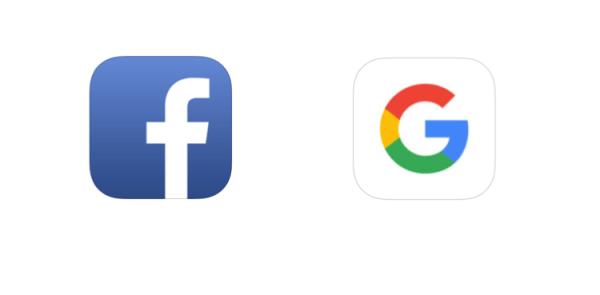 Google wyświetli wyniki wyszukiwania z Facebooka