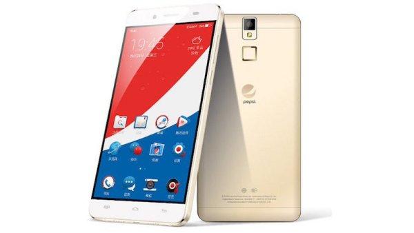 Pepsi Phone P1 pojawił się w Chinach