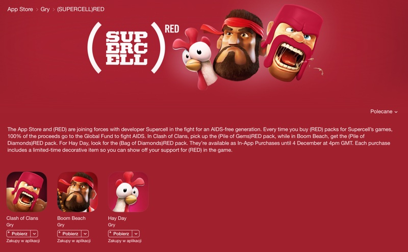 Sekcja specjalna (Supercell)RED w App Store