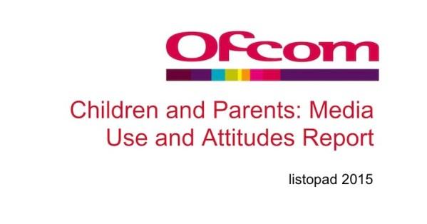 Wykorzystanie mediów przez dzieci (raport 2015)
