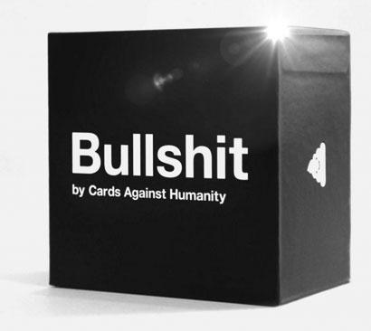 Odchody zapakowane w stylowe pudełkow - Bullshit sprzedawane przez CAH
