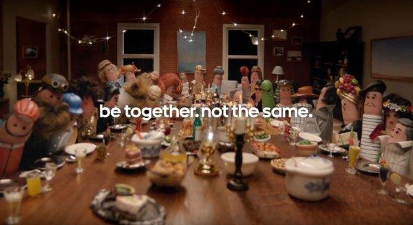 Ludzie-Palce w nowej reklamie Androida