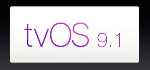 tvOS 9.1 dla nowego Apple TV