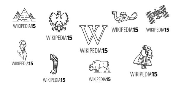 Wikipedia obchodzi 15. urodziny!