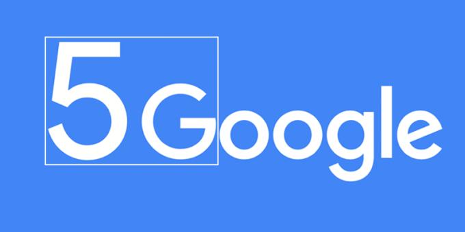 Internet 5G od Google