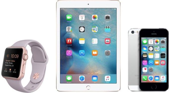 iPhone 5se i iPad Air 3 mogą pojawić się w marcu