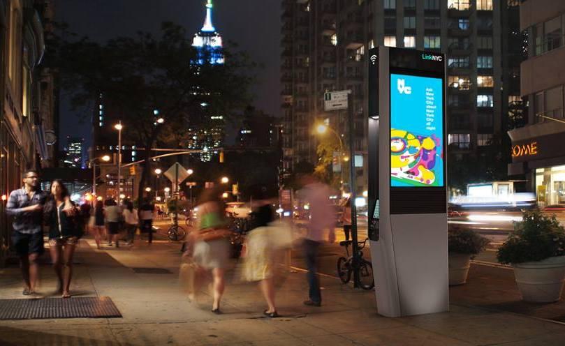 Aplikacja do podłączania Nowego Jorku