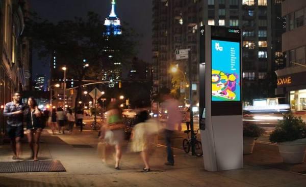LinkNYC – darmowe hotspoty w Nowym Jorku