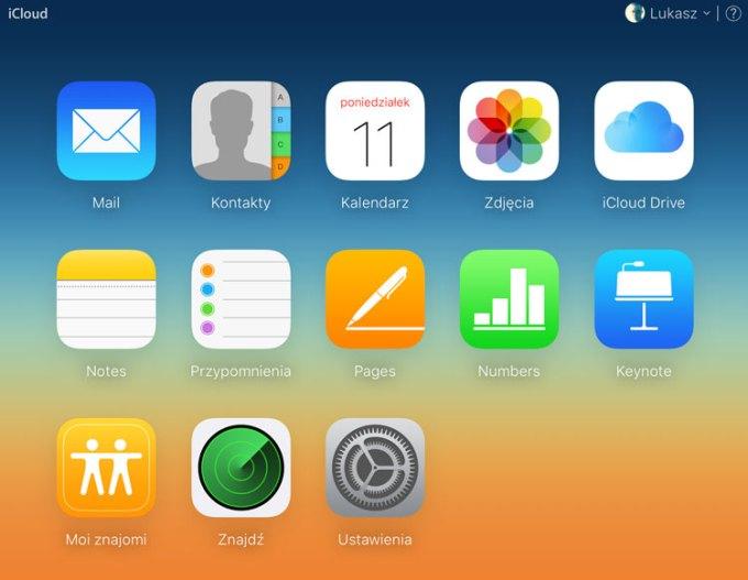 Przywracanie SMS-ów z iCloud